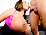 bigtitsroundasses: Biggest tits on Bangbros