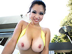 bigtitsroundasses: Didn't know Asians had big tits