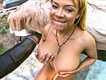 Pic of Bigtitsroundasses in Big tit ebony takes some black dick