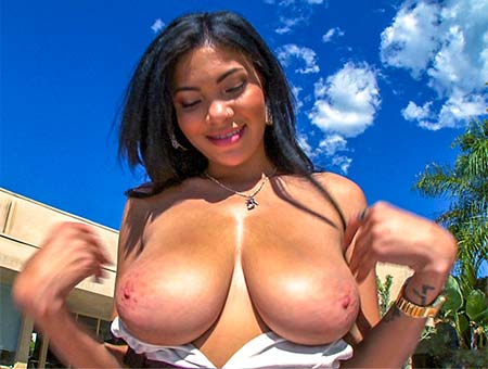 Big Tit Cassidy Banks Taking On A Big Cock Again Big Tits, Round Asses