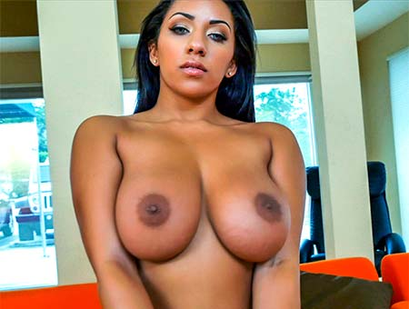 Priya Price Showing Off Those Big Boobs! Big Tits, Round Asses