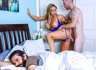 BigTitsRoundAsses –  Perfect House Guest – Eva Notty