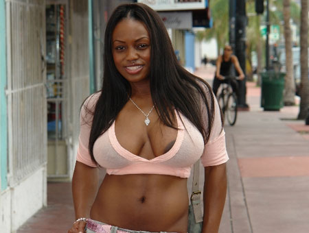 Jada Fire Big Tits, Round Asses