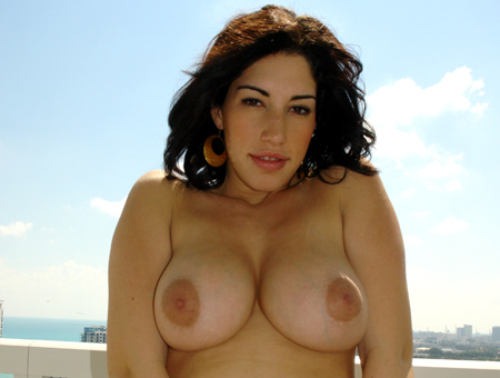 Vanessa Thirty-Eight Double D Big Tits, Round Asses