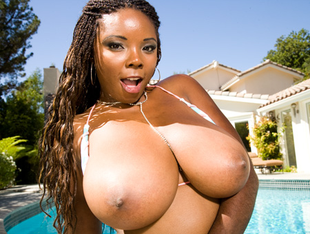 Stacy's Big Tits Big Tits, Round Asses