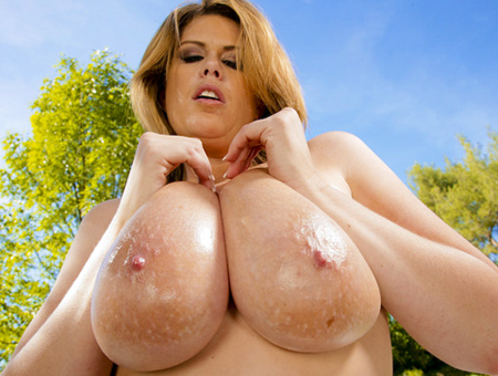Lisa Sparxxx Double D's Big Tits, Round Asses