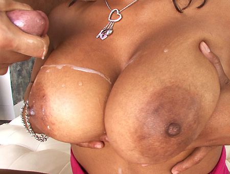 Stacie Lane's Delicious Sloppy Chocolate Tits Big Tits, Round Asses