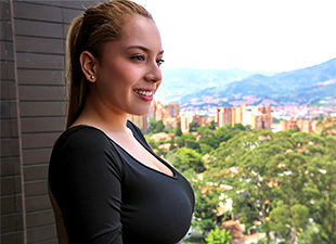 ColombiaFuckFest – Daddy's girl gets the Dick – Ariel Bolivar