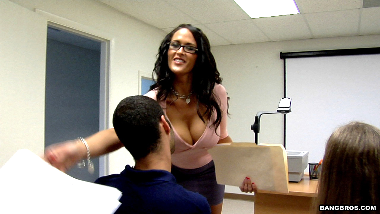 anal exam Milf lessons the