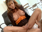 Pic of Rachel Rivers in milflessons episode: Anal 101 with Rachel Rivers