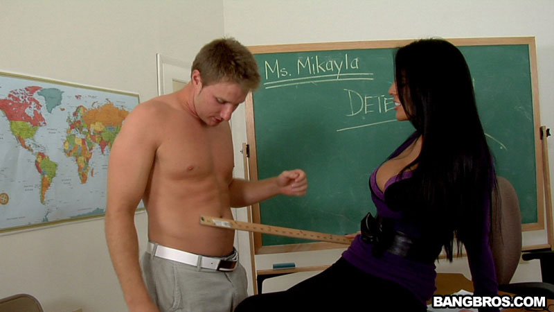 Mikayla milf lessons