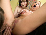 Pic of Mercedes Lynn in partyofthree episode: Threesome With Tasha Reign