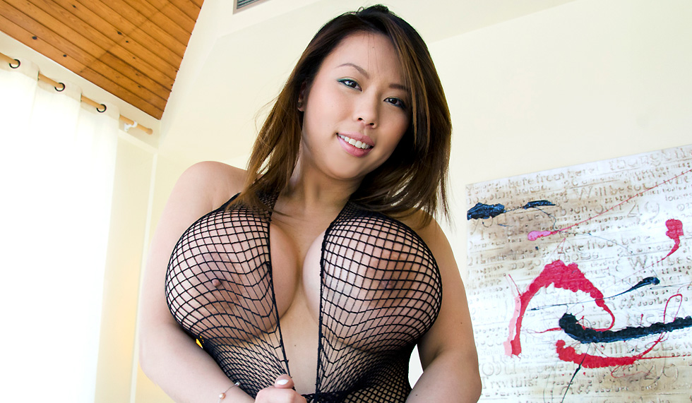 Big ass big tits asian