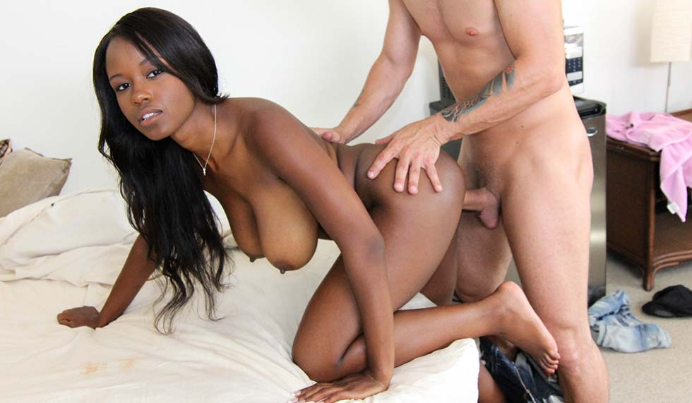 Ebony Early Morning Fuck