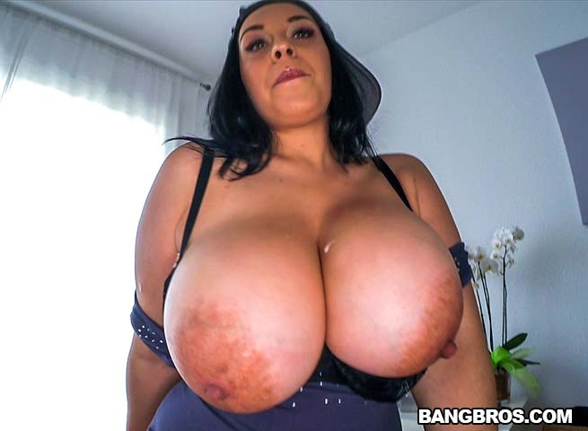 Enormous tits hd