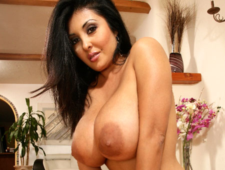 jaylene rio big colombian mountains