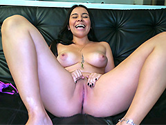Ivana Bolivar Does Her First Porno